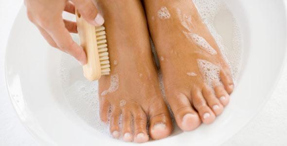Consejos y cuidados para los pies