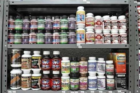 Asegura Cofepris 1.3 millones de piezas de productos milagro
