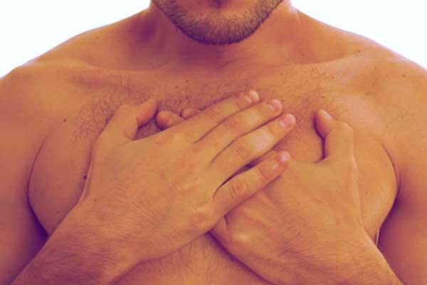 Ginecomastia, pechos masculinos