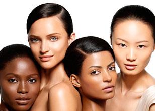Características de la piel según su color