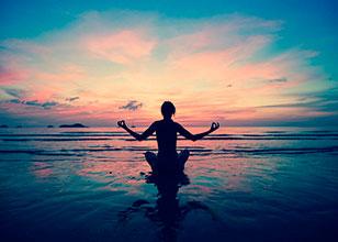 La meditación, un camino hacia la paz suprema