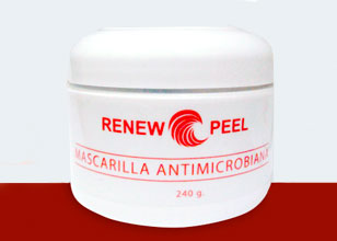 Mascarilla Antimicrobiana