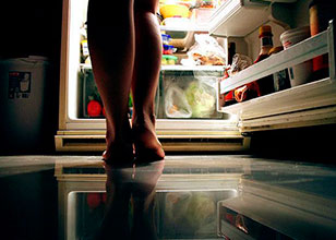 Trastorno de Alimentación Relacionado con el Sueño