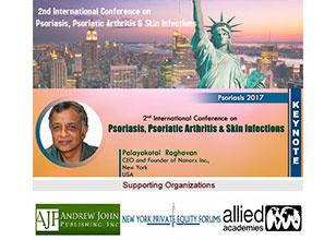 Psoriasis 2017 / II Conferencia Internacional sobre Psoriasis, Artritis Psoriásica e Infecciones de la Piel