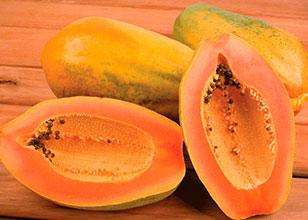 #46 Papaya de los mejores alimentos