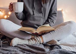 Beneficios de leer más libros al año