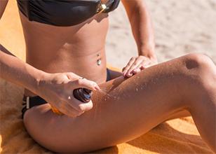 Un nuevo compuesto activa la pigmentación de la piel sin radiación UV