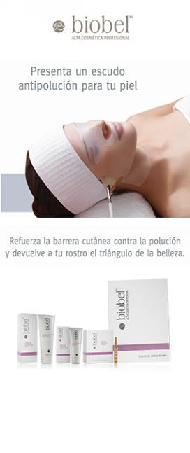 Un Escudo Antipolución para tu piel