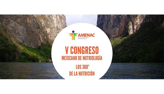 V° Congreso Mexicano de Nutriología los 360 de la Nutrición