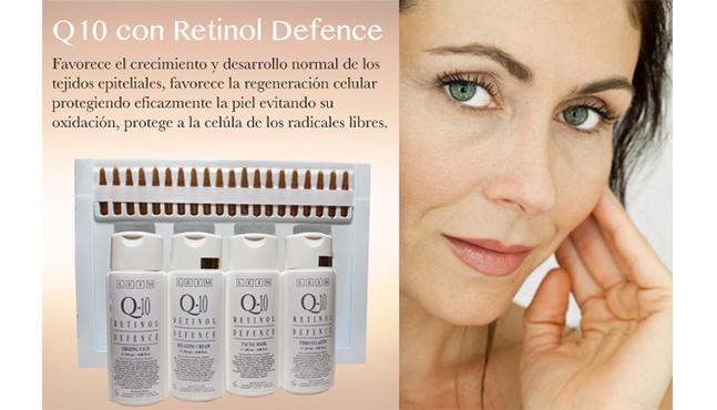 Q 10 Con Retinol Defence Grande de Leim