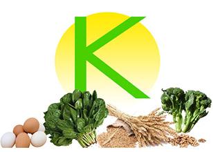 La vitamina K y el envejecimiento