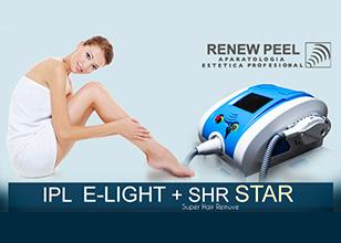 IPL E-LIGHT + SHR STAR
