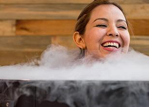 Sauna criogénica: apúntate al frío extremo para mejorar tu salud y tu belleza