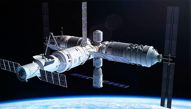 El laboratorio espacial que creará los fármacos del futuro.