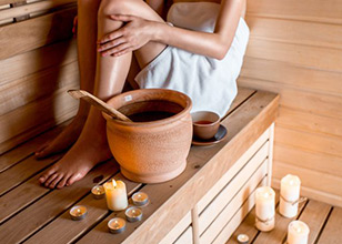 Si te preocupa tu tensión arterial, date una buena sauna