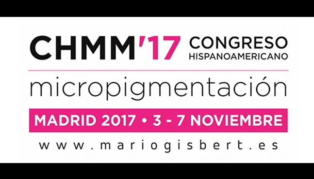 Congreso Hispano Americano de Micropigmentación Madrid 2017