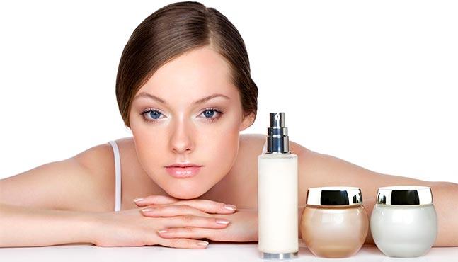 ¿Cómo se mide la eficacia de los productos cosméticos?