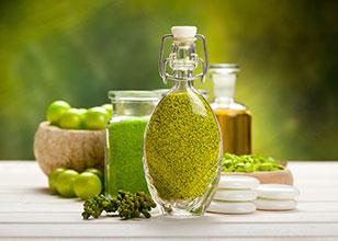 Beneficios del cannabis para la cosmética