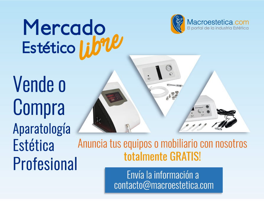 Anúnciate gratis en Mercado Estético Libre
