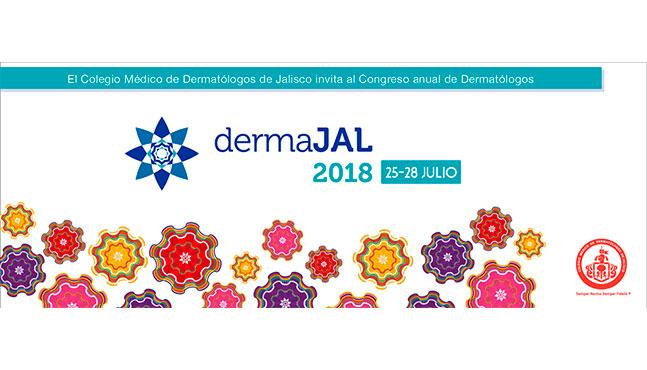 Congreso anual de Dermatólogos de Jalisco 2018