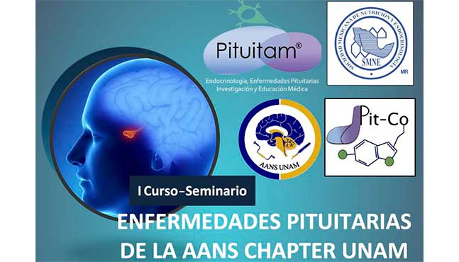 Enfermedades Pituitarias AANS CHAPTER UNAM - Pituitam