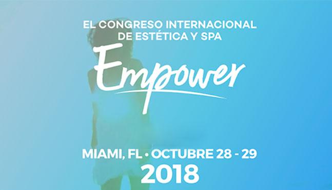 Congreso Internacional de estética y Spa
