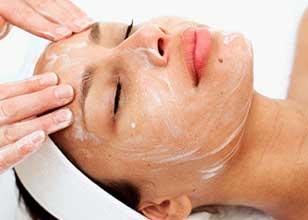 Exfoliante para borrar manchas en la piel