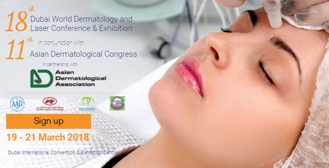 18th Dubai World Dermatology and Laser Conference & Exhibition in conjunction with 11th Asian Dermatological Congress