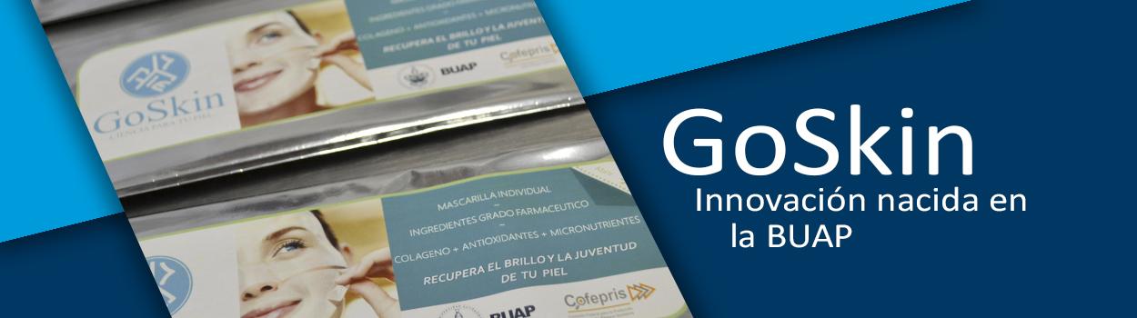GoSkin, innovación nacida en la BUAP